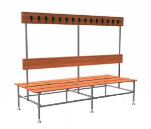 gamme de banc en bois pour les collectivit s. Black Bedroom Furniture Sets. Home Design Ideas