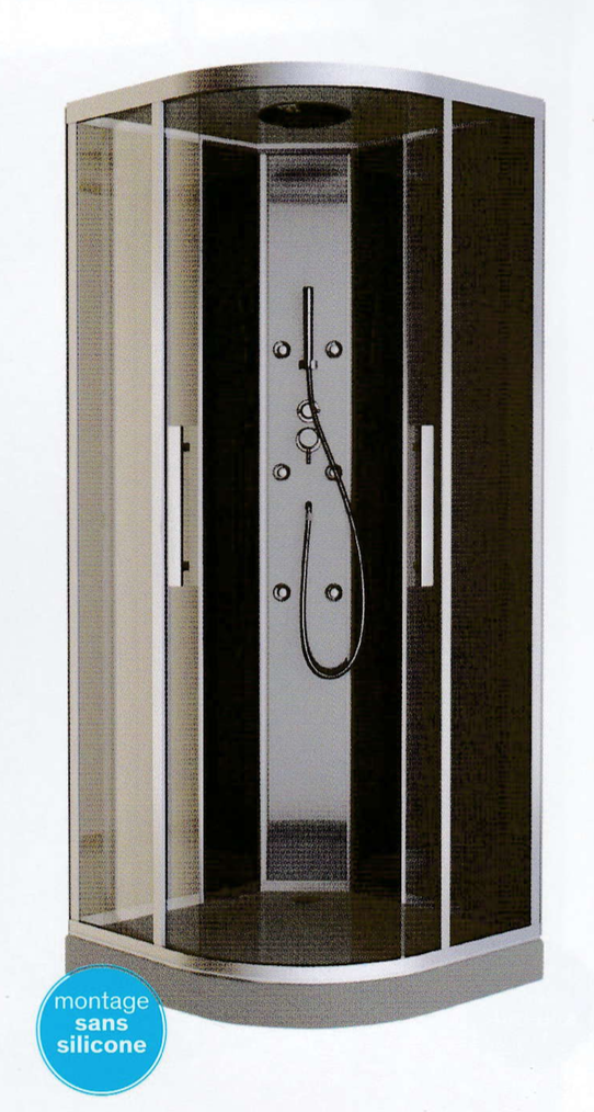 Cabine de douche fabrication francaise trendy cabine de - Cabine de douche fabrication francaise ...