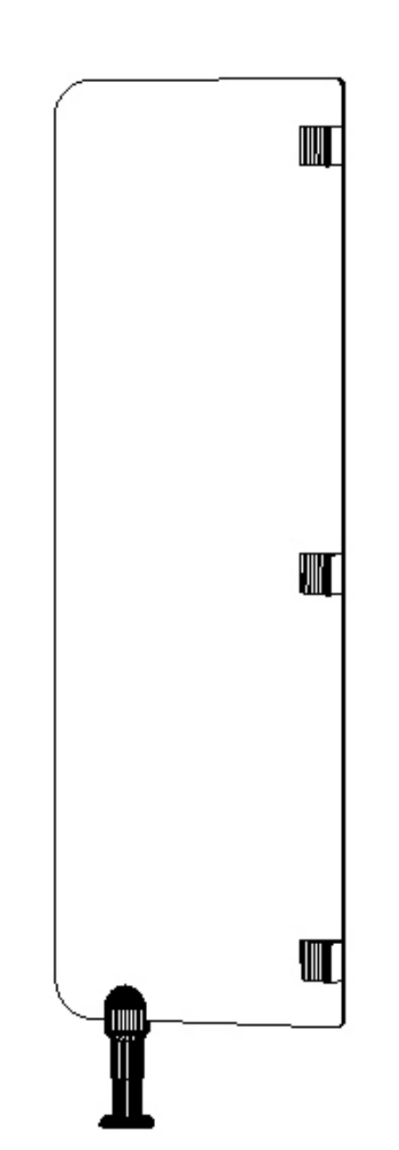 ecran urinoir cloiso compact. Black Bedroom Furniture Sets. Home Design Ideas